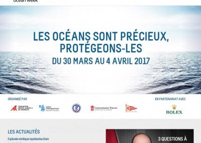 Site Monaco Ocean Week